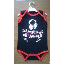 Bodys Las Pastillas Del Abuelo - Envios A Todo El Pais