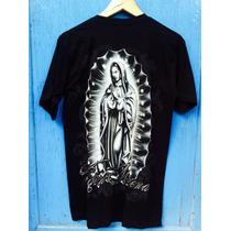 Remera Hombre De La Virgen De Guadalupe