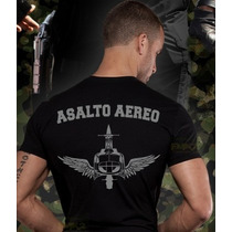 Remeras Militares Tacticas (asalto Aereo)