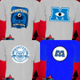 Remeras Monsters Inc Estampado Transfer University Pixar