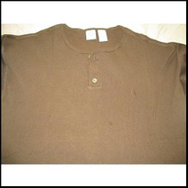 Remera Hering Chocolate M/c Embarazo O Gordita