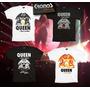 Remeras Queen Argentina 2015 No Entradas Promo Xs Al Xxxl