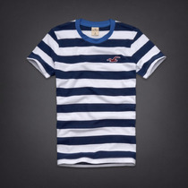 Hollister By Abercrombie - Remeras Usa - Talle S