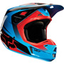 Casco Motocross Fox Head - V2 Imperial