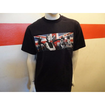 Remera Rock Heavy Def Leppard Retro Vintage Made In Usa
