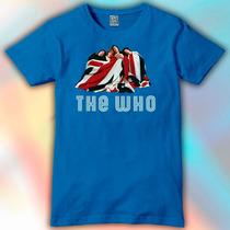 Remera Unisex Estampada The Who Música Rock No Message