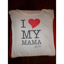 Remeras Frase, Foto,logo,embarazadas Dia De La Madre