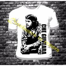 Remeras Che Guevara Estampa Hoja A3!!!