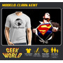 Remeras Superheroes! - Clark Kent - Geekworld Rosario