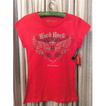 Remera Hard Rock Cafe Nueva Original