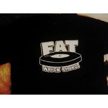 Remera Fat Records, Nofx, Punk By Aikon