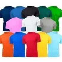 Remeras Lisas De Colores De Niño