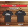 Remera Dodge Valiant 3 Front 100% Algodon