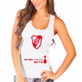 River Plate - Remeras Cal Premium Mujer