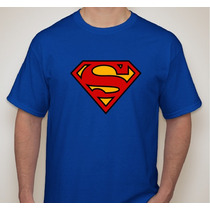 Remera Batman Robin Superman Flash Spiderman Capitan America