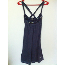 Remera Larga Para Calzas /vestido Hollister