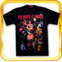 Remera Five Nights At Freddy
