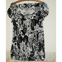 Remera / Blusa Seda Fria Xl ( Fashion Psi )