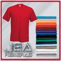 Remeras Lisas De Colores!! Descuento Por Cantidad!!!