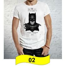 Remeras Batman Vs Superman :dawn Of Justice Comic Estampada