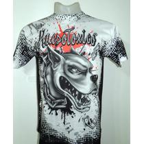 Remera Hombre Pit Bull - Rockeras - Punk - Metal