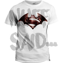 Remera Sublimada Batman Vs Superman