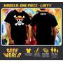 Remeras Geek - One Piece Luffy - Geekworld Rosario!