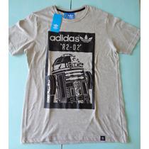 Remera Adidas Star Wars - R2 D2- M