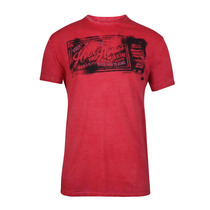 Remera Wrangler Brev Tee M/c Hombre Rojo (05703048715401)