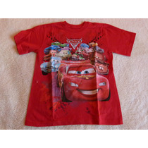 Remera Disney: Cars