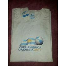 Remeras Copa America