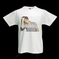 Remeras Personalizadas Justin Bieber!! 9 De Noviembre!!