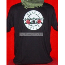 Remera Guns N Roses Talle L - Large ( 52 Cm X 70 Cm )