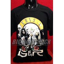 Remera Guns N Roses Talle L - Large ( 52 Cm X 72 Cm )