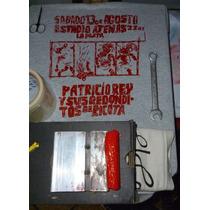 Remeras Los Redondos De Ricota ( La Remera De Fausto )