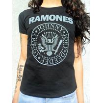 Remera Ramones
