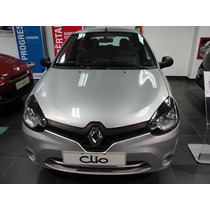 Renault Clio Mio 0km 2015. 100% Financiado