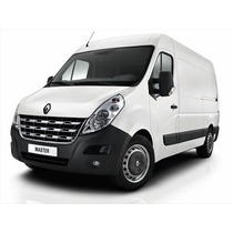 Renault Master Furgon 16v 100% Financiado *3440