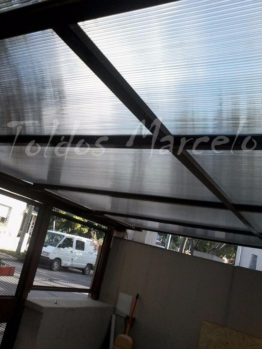 Reparaci n de toldos de aluminio y policarbonato general for Toldos de aluminio