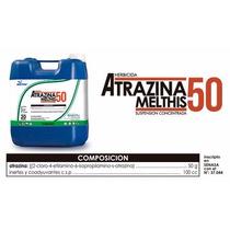 Herbicida Atrazina Liquida 50 Melthis X 20 Lt.