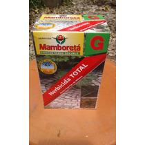 Mamboreta Herbicida Total Malezas Hoja Ancha 100ml Olivos