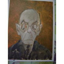 José Saramago Reproducción Dibujo De H.sabat