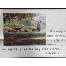 Lamina Con Texto Religioso 45x32 Cm.