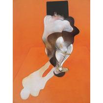 Lamina - Tríptico - Francis Bacon - 60 X 80 Cm.