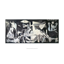 Lamina - Guernica - Pablo Picasso - 50 X 90 Cm.
