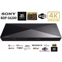 Blu Ray Sony Bdp-s6200 3d - 4k - Consulte Antes De Ofertar