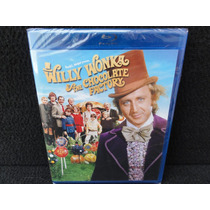 Willy Wonka Y La Fábrica De Chocolate - Blu Ray