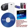 Convertimos A Blu Ray Grabaciones Hd De Cámaras Y Telefonos