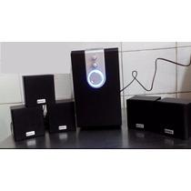 Sistema De Sonido Compuesto Tipo Home Theater 5.1