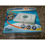 Dvd/cd/mp3 Player Ultra Compacto Marca Coby Dvd-207